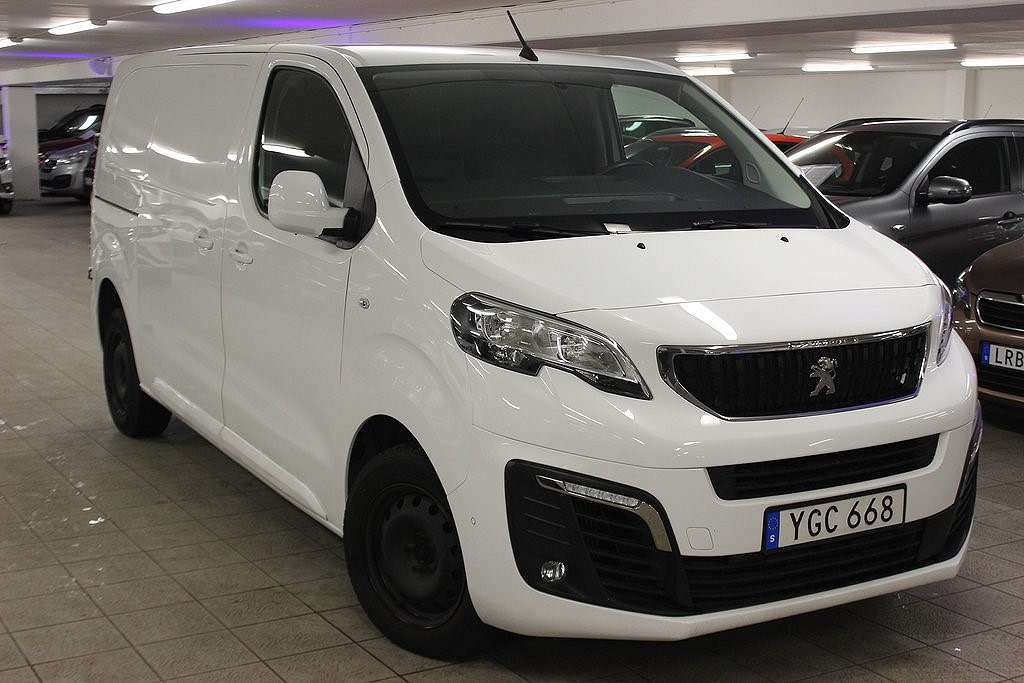 Peugeot Expert Pro+ 2.0 BlueHDi 120hk L2 3-Sits