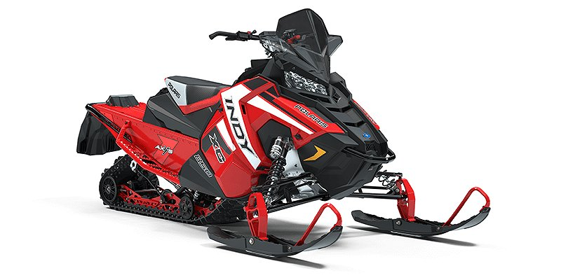 "Polaris 850 Indy XC 129"" - 19"