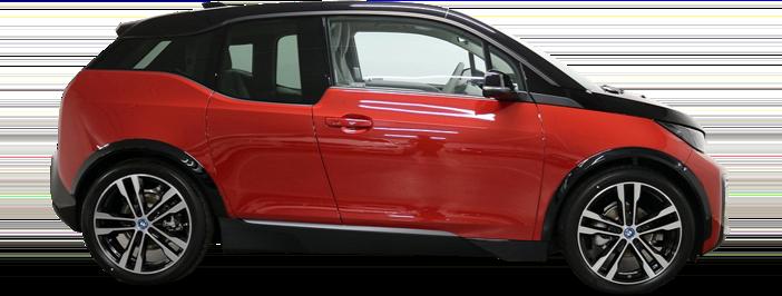 Modellbild av en BMW i3
