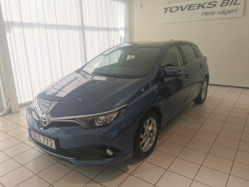 Toyota Auris 1.2 Pluspaket