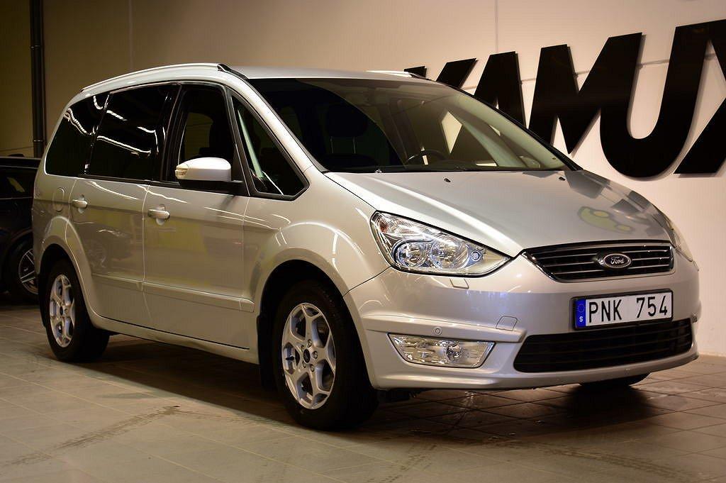Ford Galaxy 2.0 145hk   7-Sits   4744 mil
