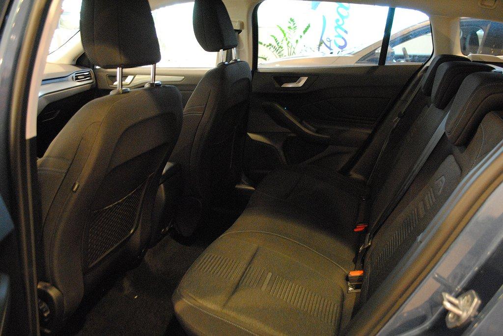 Ford Focus Active 1.0T EcoBoost Aut8 125hk Komb