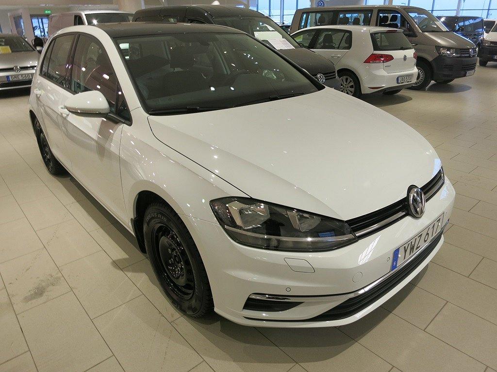 Volkswagen Golf LIM 1.0 TSI 110 DSG7/vinterhjul