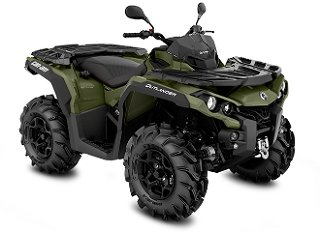 Can-Am Outlander PRO + 570T