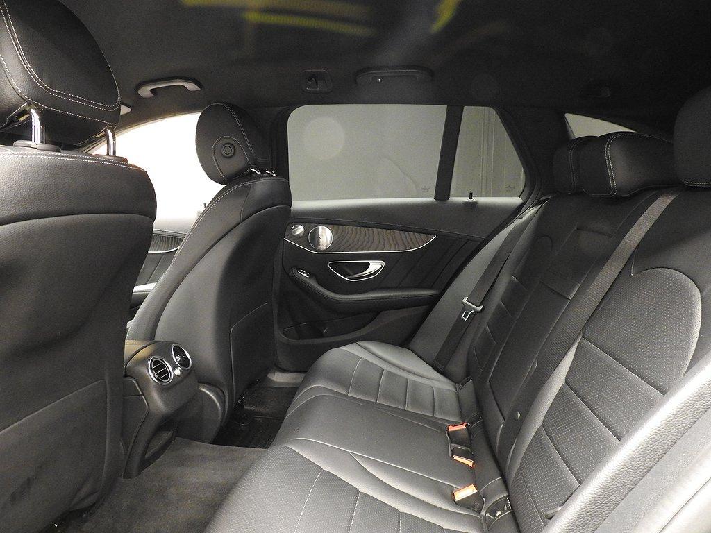Mercedes C 300 Kombi S205 (245hk)
