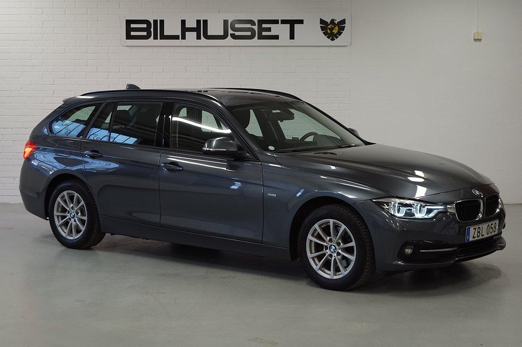 BMW 318 d xDrive SPORT LINE NAVI Euro 6