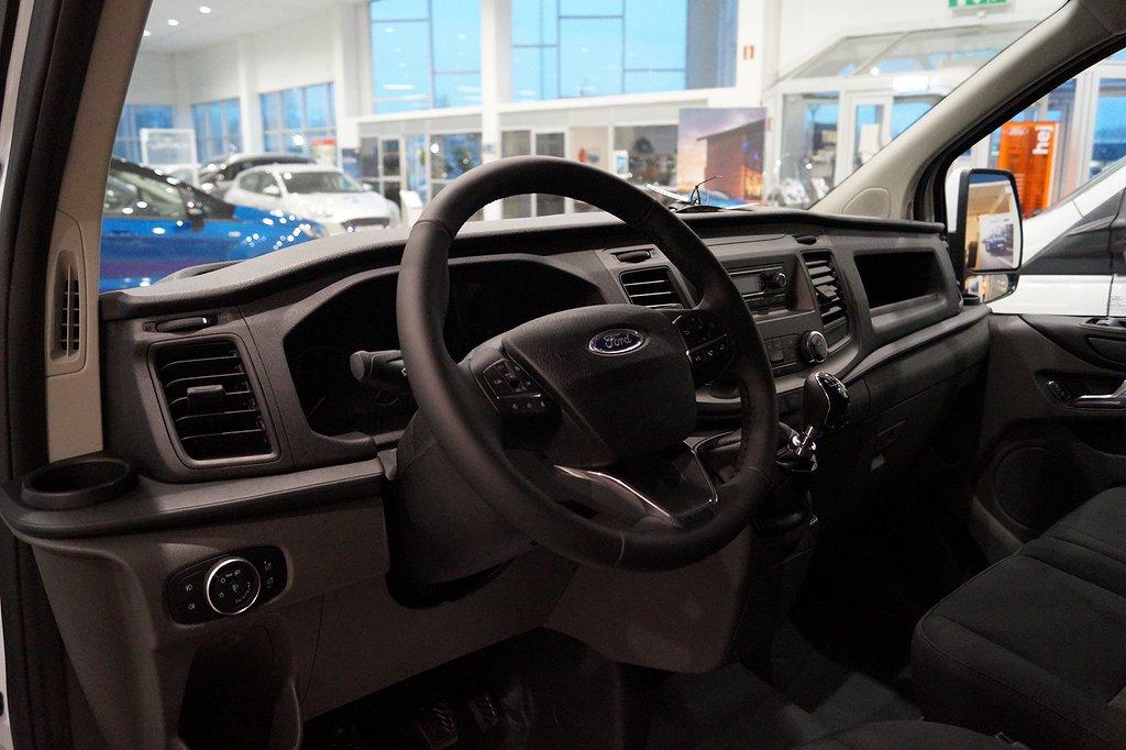 Ford Custom *Nya Modellen 280 L1 2.0 TDCi 105hk Trend
