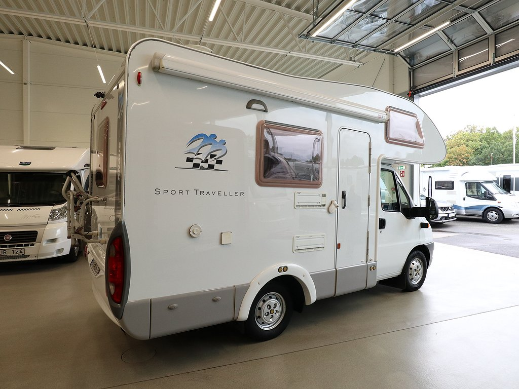 Knaus 500 Sport Traveller *Solcell*Lågmil - Knaus