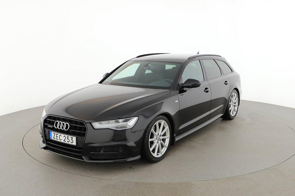 Audi A6 Avant 2.0 TDI quattro S-Line / Värmare Drag Navi