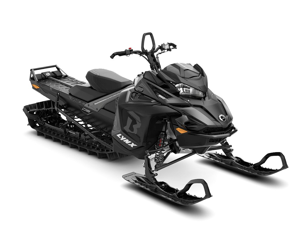 Lynx BoonDocker DS 3900 850 e-tec Black edition