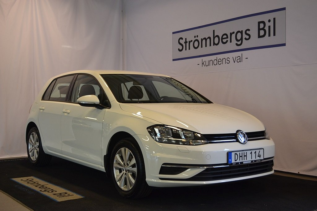 Volkswagen Golf 1.0 TSI BlueMotion 110hk