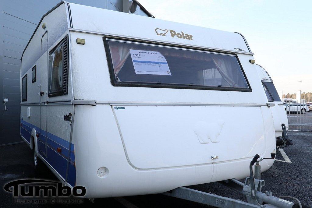 Polar 560 GS 2,5 - AC