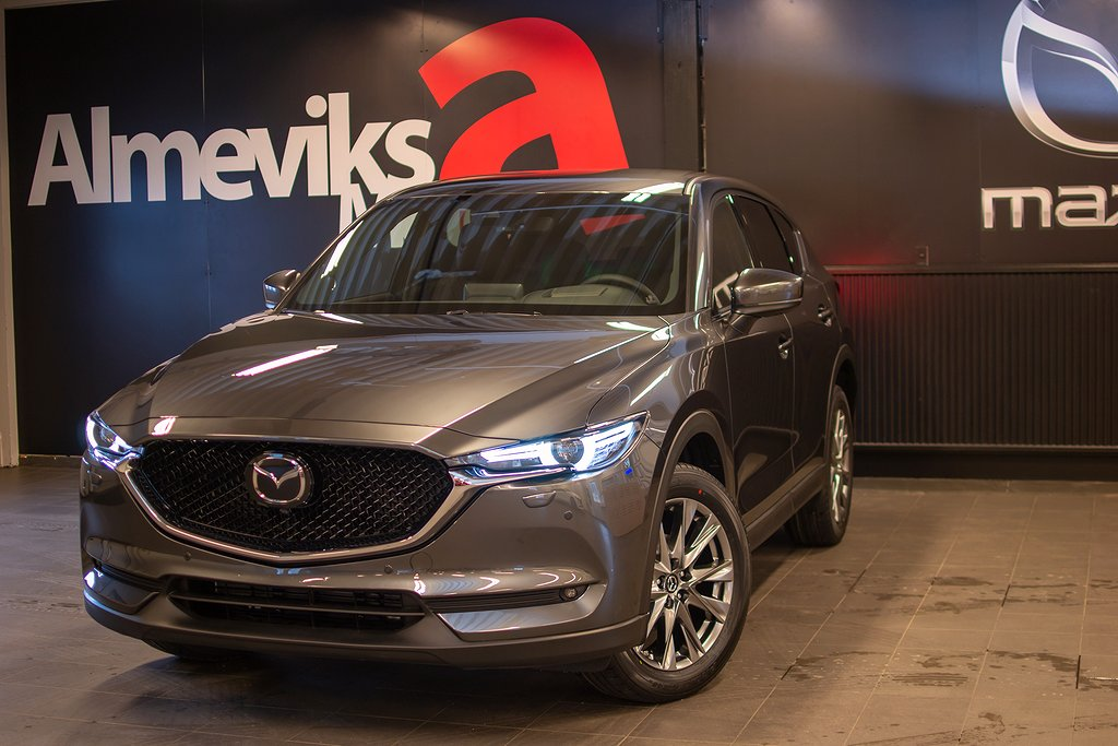 Mazda CX-5 AWD A6 2.5 Optimum 194 hk. Signature