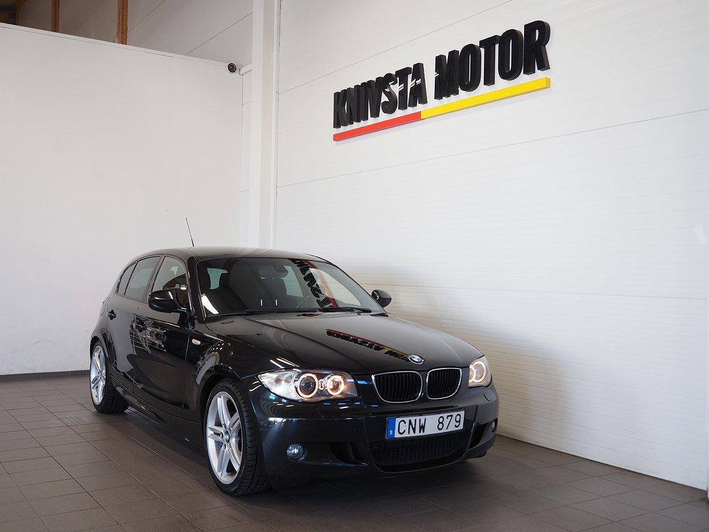 BMW 120 d 177hk M-Sport Advantage 2010