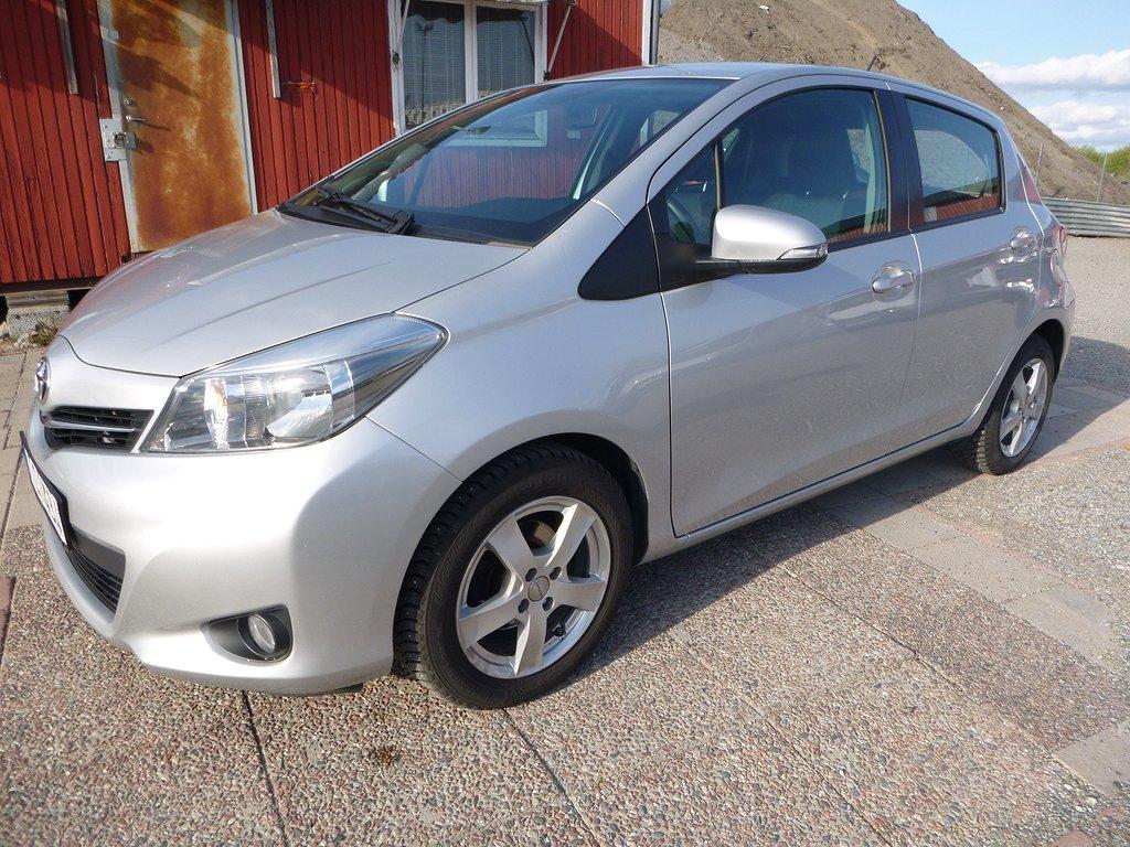 Toyota Yaris 5-dörrar 1.33 VVT-i 99hk