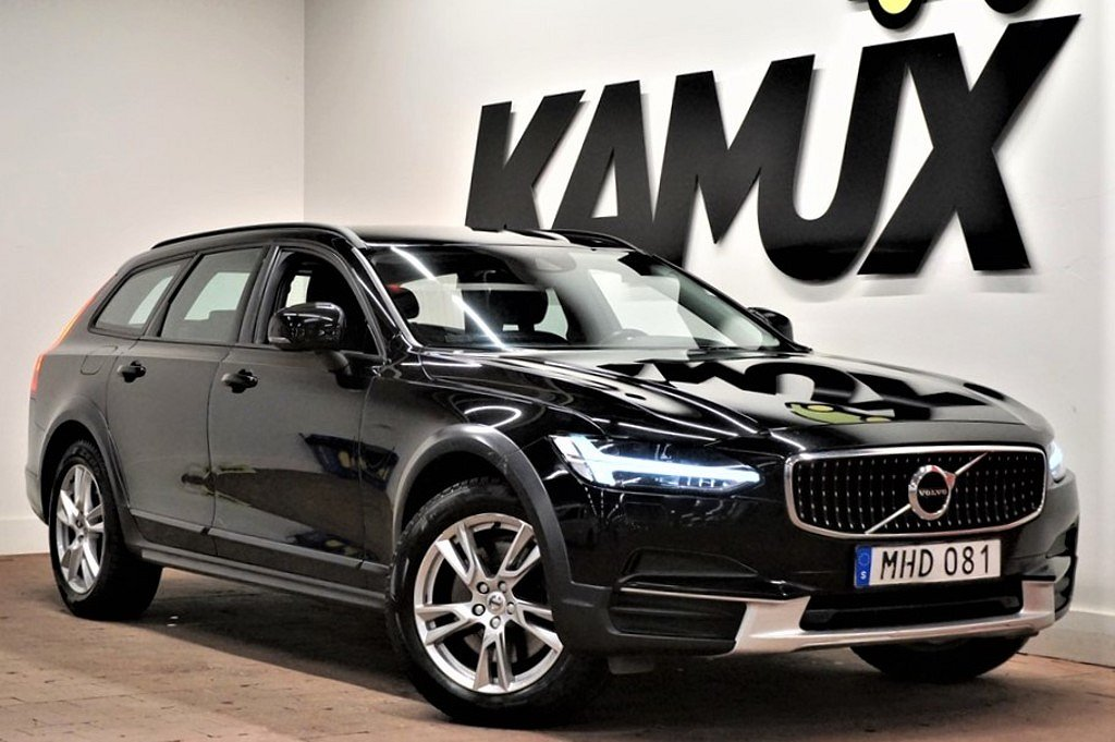 Volvo V90 Cross Country D4 AWD HEMLEVERANS | Drag | Adapt. Farth. | VOC |