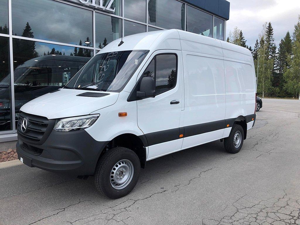 Mercedes-Benz Sprinter 4X4 319 CDI 4x4 Panel Van