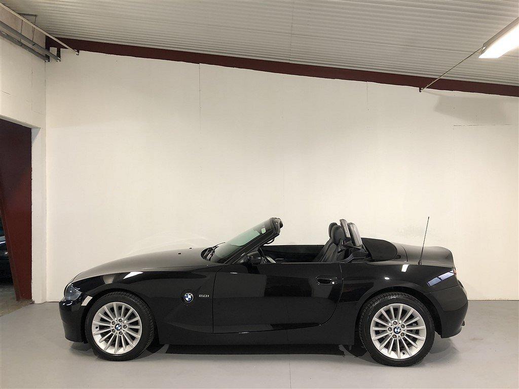 BMW Z4 2.0i Roadster (150hk) M Sport