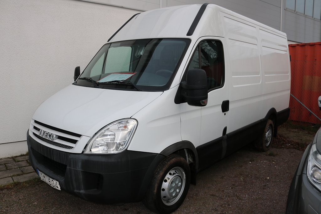 Iveco DAILY 35 3,0 CNG BIOGAS DAILY 35 3,0 CNG BIOGAS