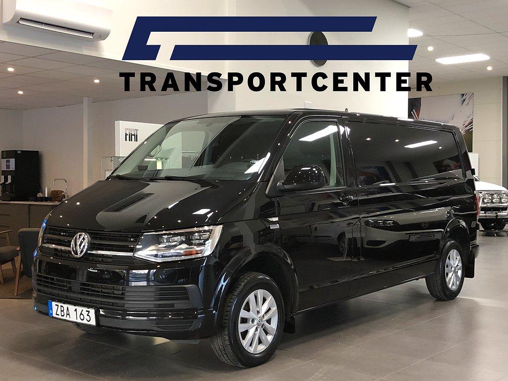 Volkswagen Transporter T6 TDI 150 DSG Lång / LED