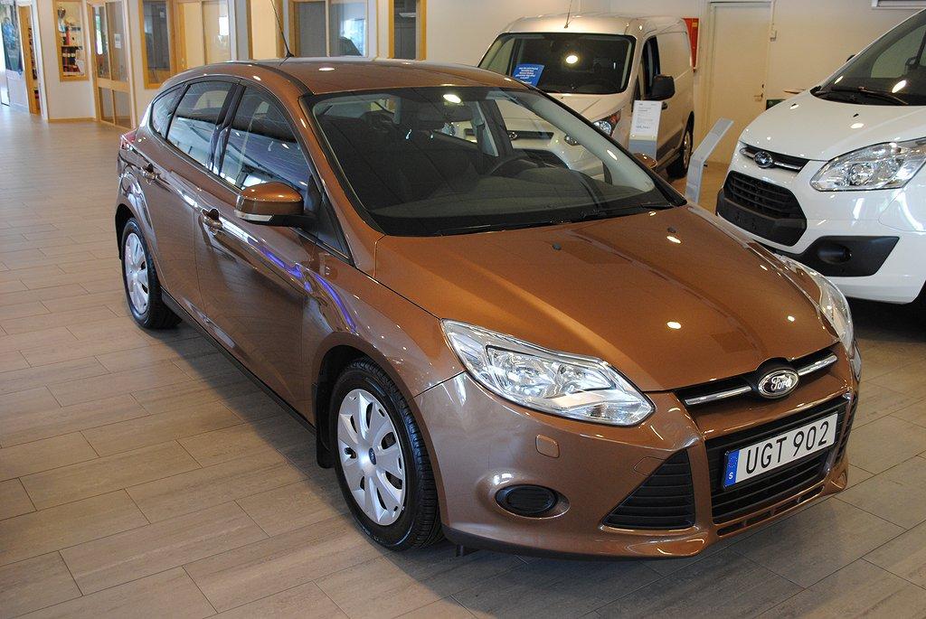 Ford Focus *1.95%ränta/5000kr i bränsle/Drag på köpet*