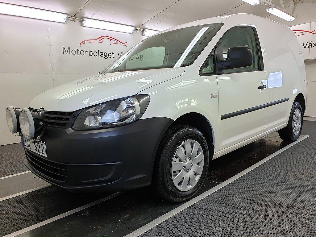 Volkswagen Caddy 1.6 TDI *Bra skick*Värmare