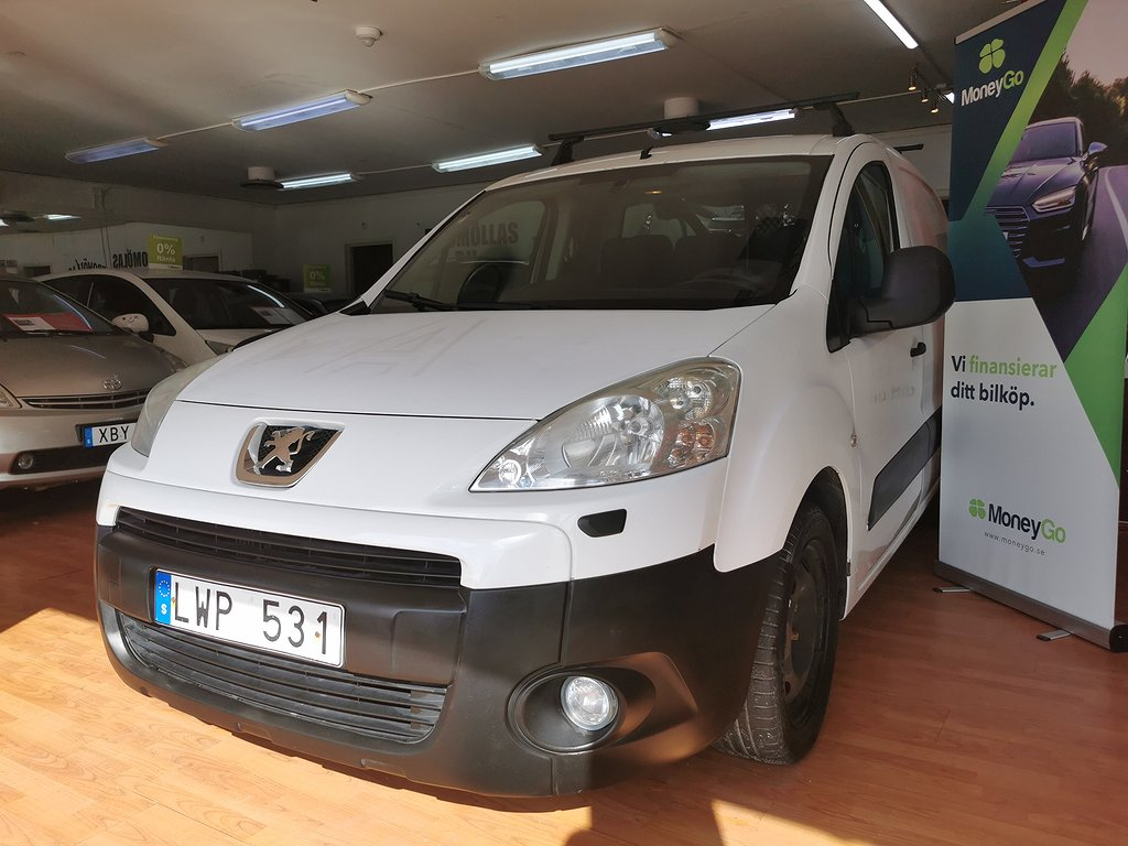 Peugeot Partner Skåpbil 1.6 HDi 92hk