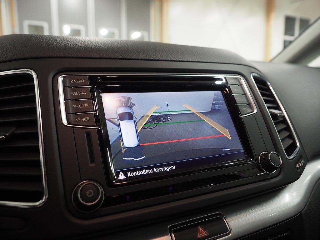 Volkswagen Sharan 2.0 TDI 4Motion 150hk (Panorama, drag) 2017