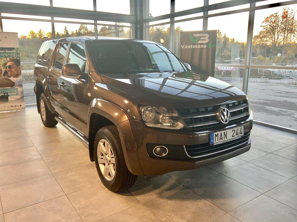 Volkswagen Amarok 2.0TDi 163hk/4-Motion