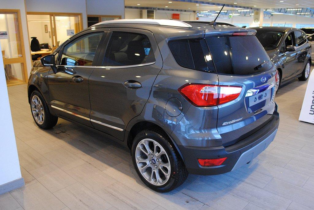 Ford Ecosport 1.0T 125hk Ecoboost Titanium