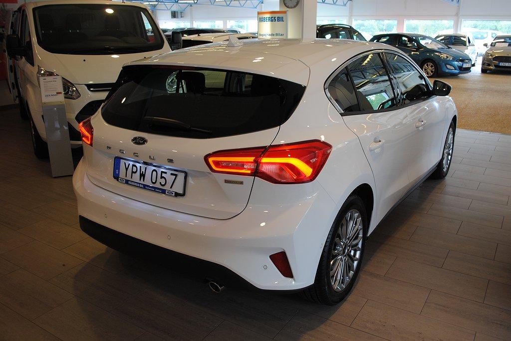 Ford Focus *0.95%ränta*Nya 1.0T EcoBoost 125hk Titanium