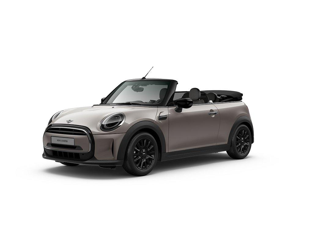 Mini Cabrio Cooper Experience / Privatleasing