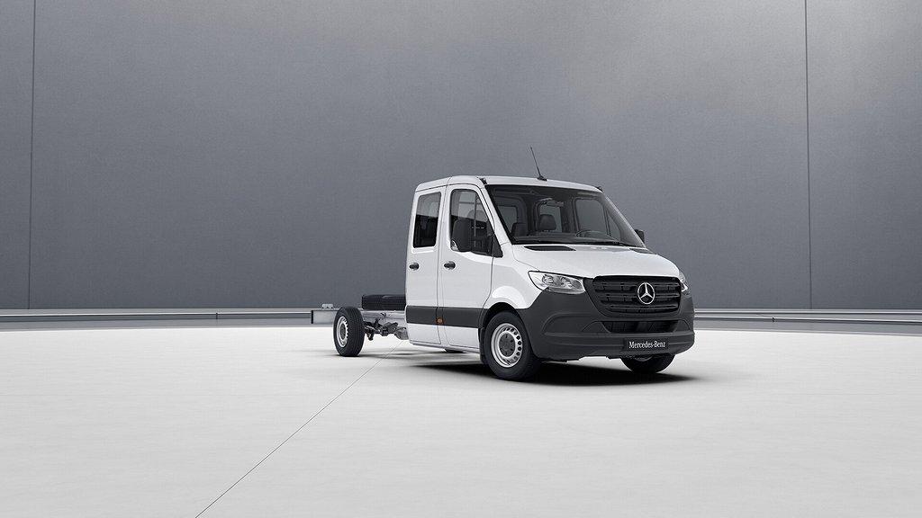 Mercedes-Benz Sprinter 316 Dubbelhytt Automat A3