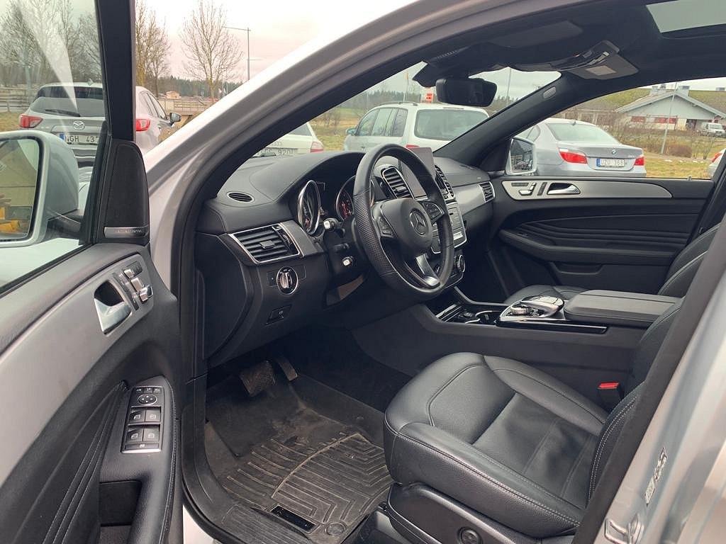 Bild till fordonet: Mercedes-Benz GLE