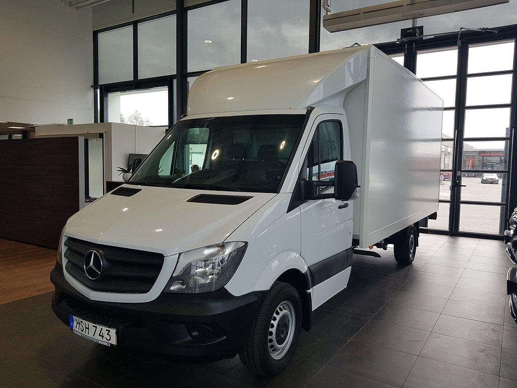 Mercedes-Benz Sprinter Volymskåp 18 kubik 316 Automat