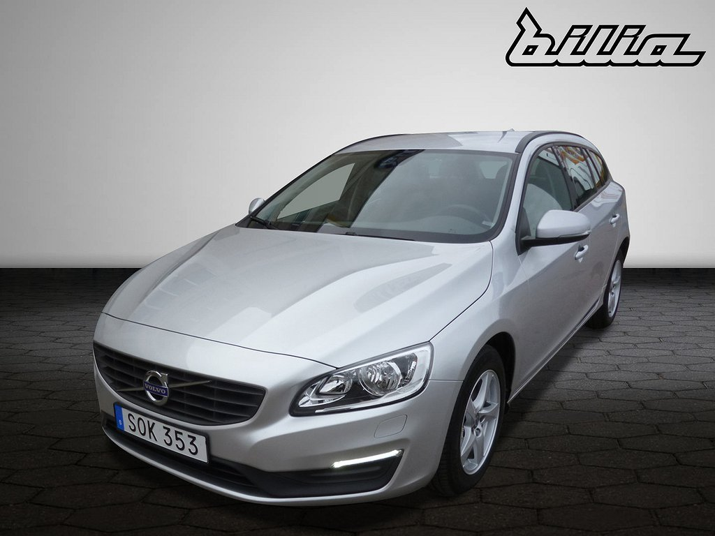 Volvo V60 T3 aut Business