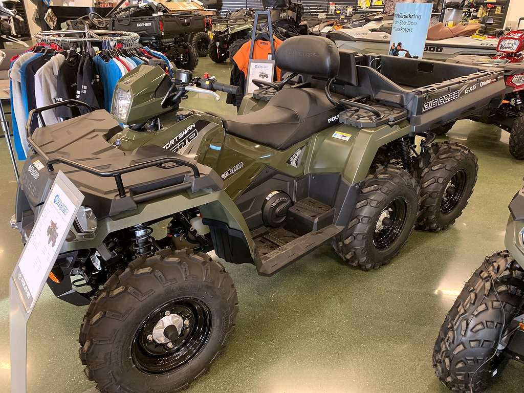 Polaris SPORTSMAN 570 6X6