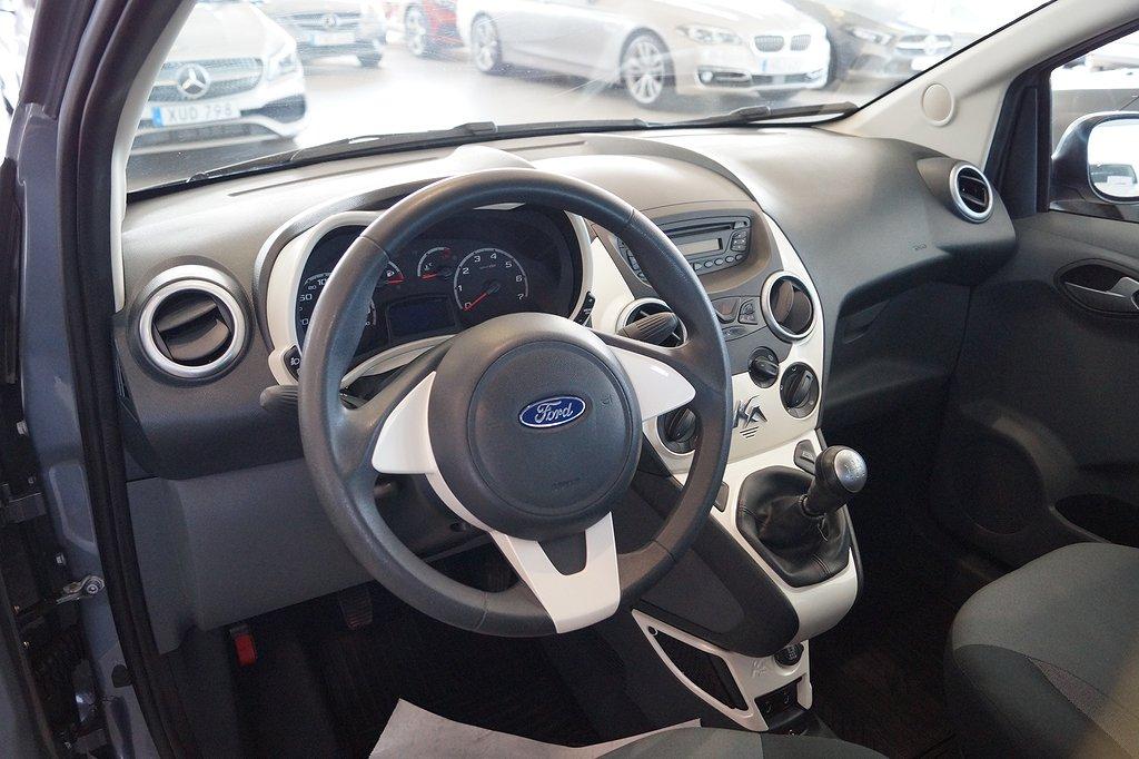 Ford Ka 1.2 Euro 6 69hk Titanium