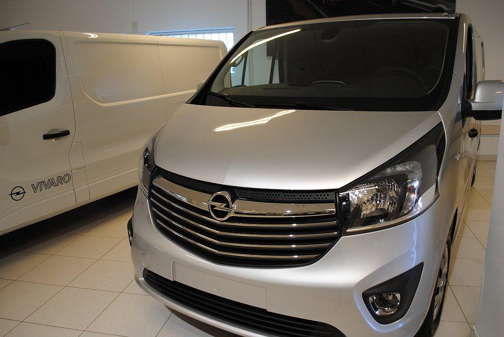 Opel Vivaro Premium 1.6 CDTI 125 Skåp L2H1