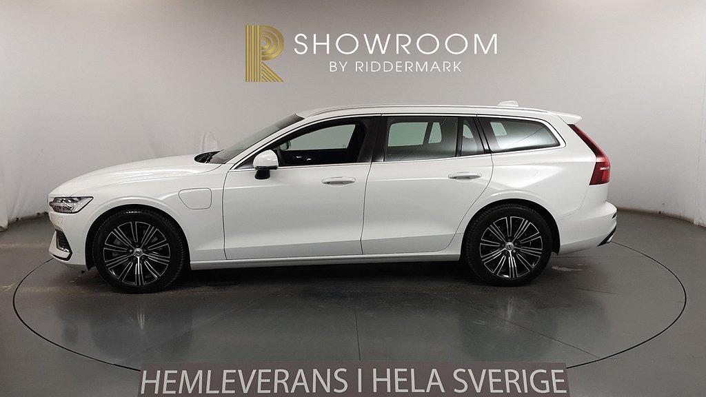 Volvo V60 T6 AWD Twin Engine (340hk)