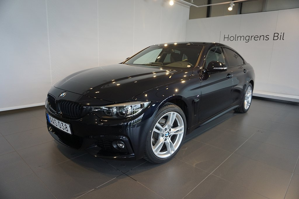 BMW 420 i xDrive Gran Coupé Connected M Sport