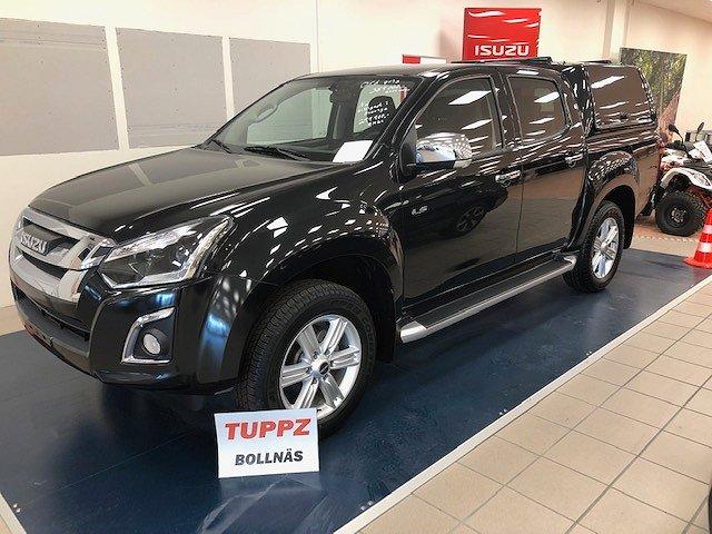 Isuzu D-MAX DUBBEL HYTT EXPERT AUTOMAT Julspecial (18-19/12 specialpri