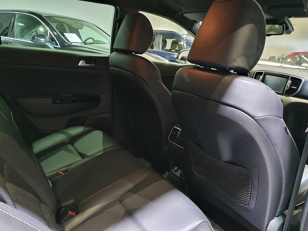 Kia Sportage 1.6T AWD GT Line 177hk / Full garanti