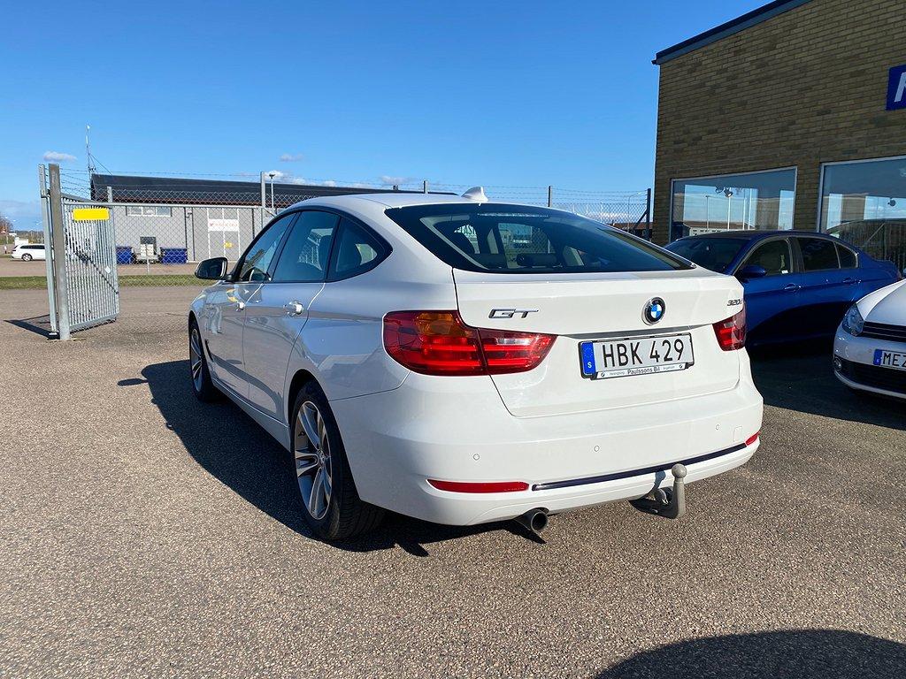 BMW 320 d Gran Turismo Steptronic Sport line 184hk