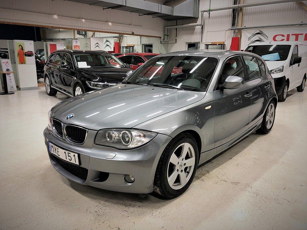BMW 118 5d M-paket