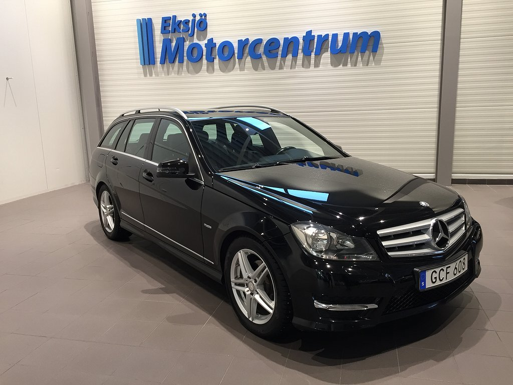 Mercedes-Benz C 200 T CDI 7G-Tronic Plus  AMG Sport 136hk