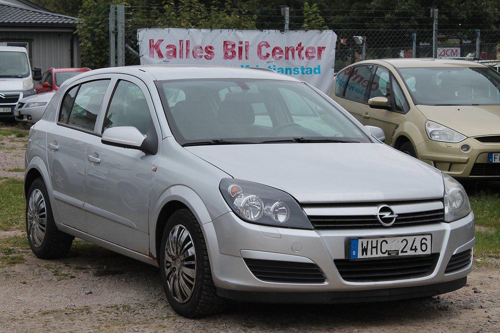Opel Astra 1.6 Twinport 105hk