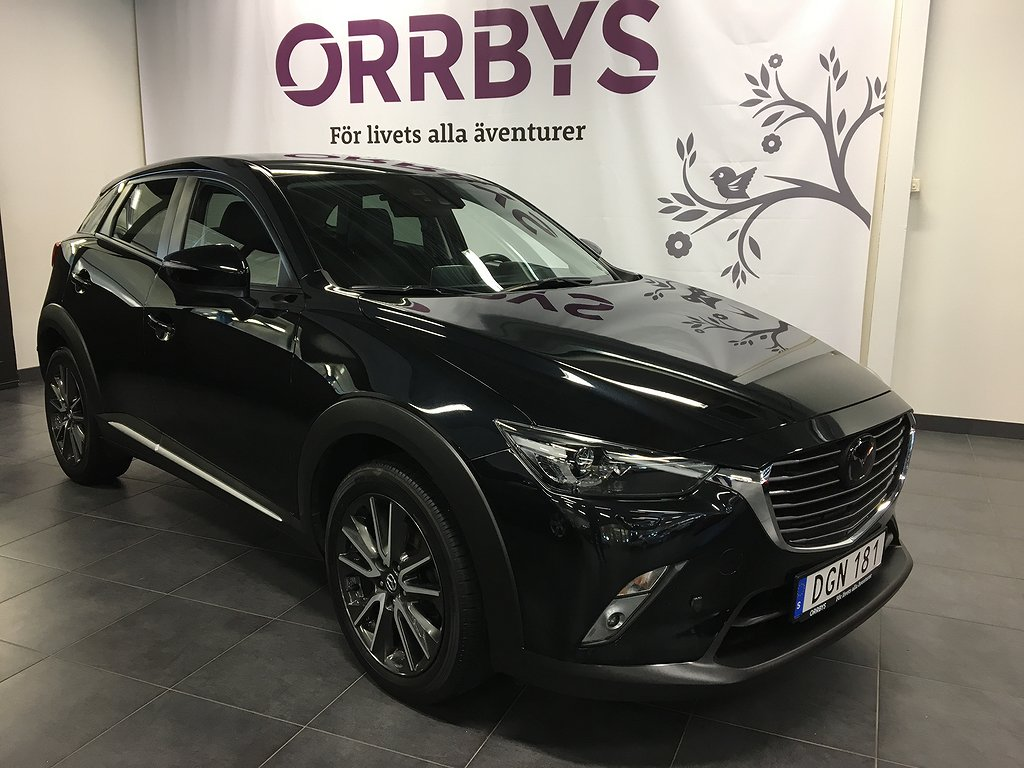 Mazda CX-3 2,0 Optimum Automat