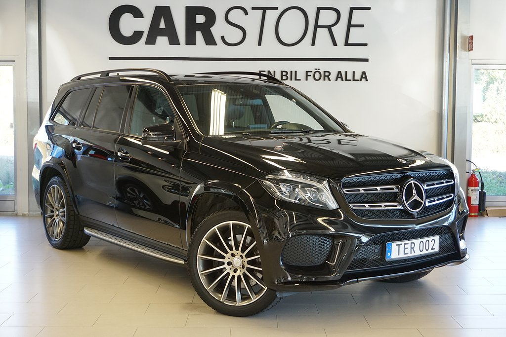 Mercedes-Benz GLS 500 AMG 4Matic 455hk 9G