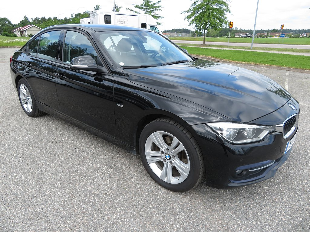 BMW 320 d xDrive Sedan Sport line Euro 6 190hk